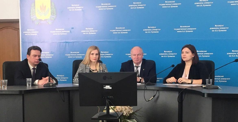 Международный вебинар состоялся на ФНиМО